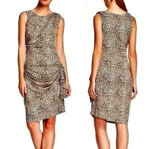 Betsey Johnson Cheetah Print Dress